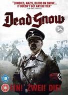 Død snø - British Movie Cover (xs thumbnail)
