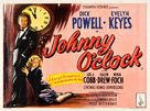 Johnny O'Clock - British Movie Poster (xs thumbnail)