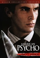 American Psycho - DVD movie cover (xs thumbnail)