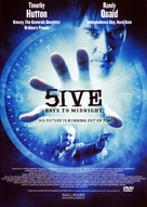 5ive Days to Midnight - Swedish Movie Cover (xs thumbnail)