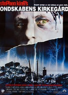 Pet Sematary - Danish Movie Poster (xs thumbnail)