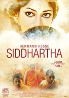 Siddhartha - German Movie Poster (xs thumbnail)