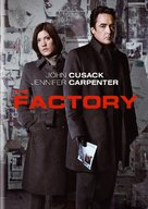 The Factory - DVD cover (xs thumbnail)