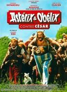 Astérix et Obélix contre César - French Movie Poster (xs thumbnail)