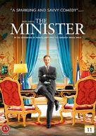 Quai d'Orsay - Danish DVD cover (xs thumbnail)
