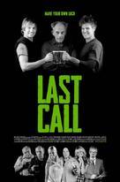 Last Call - Movie Poster (xs thumbnail)