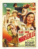 Passage to Marseille - Belgian Movie Poster (xs thumbnail)