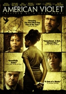 American Violet - DVD movie cover (xs thumbnail)