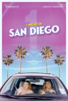 1 Night in San Diego - Movie Poster (xs thumbnail)