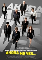 Now You See Me - Spanish Movie Poster (xs thumbnail)