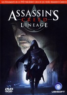 """""""Assassin's Creed: Lineage"""" - French DVD movie cover (xs thumbnail)"""