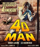 4D Man - Blu-Ray movie cover (xs thumbnail)