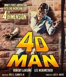 4D Man - Blu-Ray movie cover (xs thumbnail)