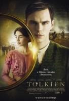 Tolkien - Polish Movie Poster (xs thumbnail)