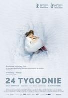 24 Wochen - Polish Movie Poster (xs thumbnail)