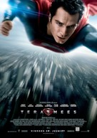 Man of Steel - Estonian Movie Poster (xs thumbnail)