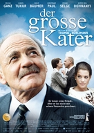 Der grosse Kater - German Movie Poster (xs thumbnail)