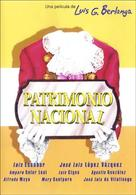 Patrimonio nacional - Spanish Movie Poster (xs thumbnail)