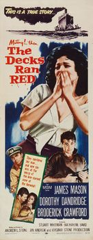 The Decks Ran Red - Movie Poster (xs thumbnail)
