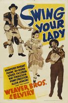 Swing Your Lady - Movie Poster (xs thumbnail)