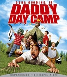 Daddy Day Camp - Blu-Ray movie cover (xs thumbnail)