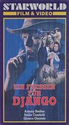 W Django! - German VHS cover (xs thumbnail)