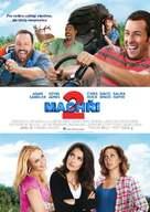 Grown Ups 2 - Czech Movie Poster (xs thumbnail)