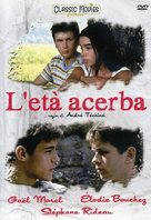 Les roseaux sauvages - Italian DVD cover (xs thumbnail)