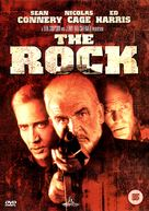 The Rock - British DVD movie cover (xs thumbnail)