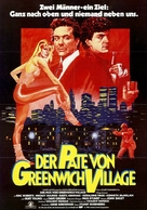 The Pope of Greenwich Village - German Movie Poster (xs thumbnail)