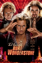 The Incredible Burt Wonderstone - Colombian Movie Poster (xs thumbnail)
