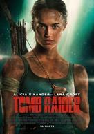 Tomb Raider - Estonian Movie Poster (xs thumbnail)