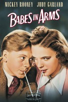 Babes in Arms - DVD cover (xs thumbnail)
