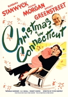 Christmas in Connecticut - Movie Poster (xs thumbnail)