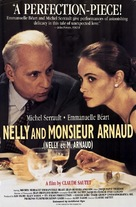 Nelly & Monsieur Arnaud - Movie Poster (xs thumbnail)
