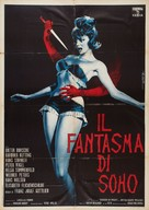 Das Phantom von Soho - Italian Movie Poster (xs thumbnail)