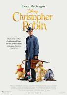 Christopher Robin - German Movie Poster (xs thumbnail)