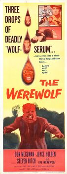 The Werewolf - Movie Poster (xs thumbnail)