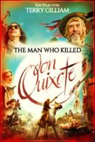 The Man Who Killed Don Quixote - German Movie Cover (xs thumbnail)