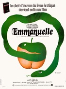 Emmanuelle - French Teaser movie poster (xs thumbnail)