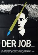 Il posto - German Movie Poster (xs thumbnail)