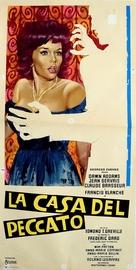 Les menteurs - Italian Movie Poster (xs thumbnail)