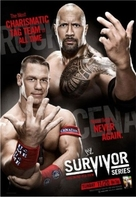 WWE Survivor Series - Movie Poster (xs thumbnail)