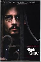 The Ninth Gate - Movie Poster (xs thumbnail)