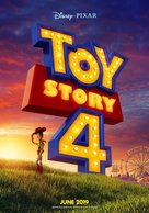 Toy Story 4 - Irish Movie Poster (xs thumbnail)