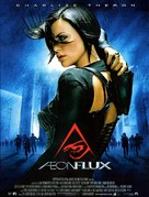 Æon Flux - French Movie Poster (xs thumbnail)
