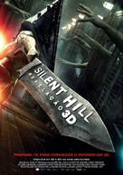 Silent Hill: Revelation 3D - Portuguese Movie Poster (xs thumbnail)