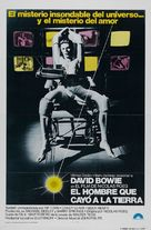 The Man Who Fell to Earth - Argentinian Movie Poster (xs thumbnail)