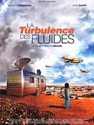 Turbulence des fluides, La - French Movie Poster (xs thumbnail)