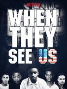 When They See Us - Video on demand movie cover (xs thumbnail)